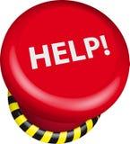De knoop van de hulp Stock Fotografie