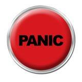 De Knoop van de paniek Stock Fotografie
