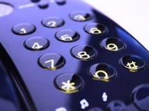 De knoop van de telefoon Stock Afbeeldingen