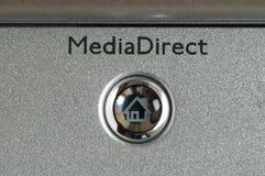 De knoop van media Stock Foto's