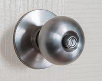 De knop van de deur royalty-vrije stock foto