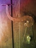 De knop van de deur royalty-vrije stock afbeeldingen
