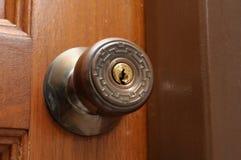 De Knop van de deur Royalty-vrije Stock Afbeelding