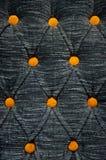 De Knopen van de stof Stock Afbeelding
