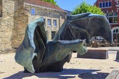 ` de Knuppel ` door Johan Creten wordt ontworpen dat royalty-vrije stock afbeeldingen