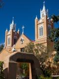 de ko?cielny neri Felipe San Stary miasteczko, Albuquerque, NM obraz royalty free