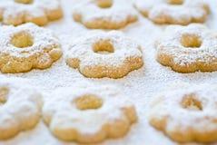 De koekjes van Canestrelli stock foto