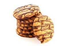 De koekjes van Cockolate Royalty-vrije Stock Foto