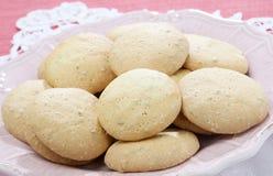 De koekjes van de anijsplant Royalty-vrije Stock Foto's
