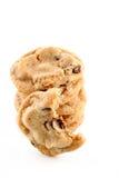 De Koekjes van de Chocoladeschilfer Stock Foto