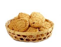 De koekjes van de haver Stock Afbeelding