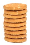 De koekjes van de haver Royalty-vrije Stock Foto's