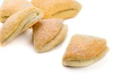 De koekjes van de kaas Stock Foto's