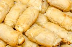 De Koekjes van de kaas Stock Fotografie
