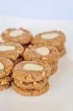 De koekjes van de koffie Stock Foto