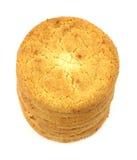 De koekjes van de makaron Stock Afbeeldingen