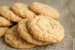 De koekjes van de suiker Royalty-vrije Stock Afbeeldingen