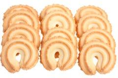 De koekjes van de suiker Royalty-vrije Stock Afbeelding