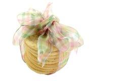 De Koekjes van de Suiker van Pasen stock foto's