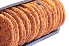 De koekjes van de thee stock fotografie