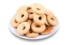 De koekjes van de thee Stock Afbeeldingen