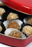 De koekjes van de wortel Stock Foto's
