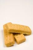 De koekjes van de zandkoek Royalty-vrije Stock Afbeelding