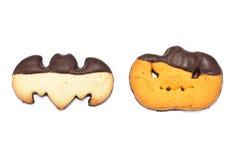 De koekjes van Halloween Royalty-vrije Stock Foto
