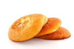 De koekjes van het ei stock foto
