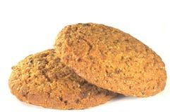 De koekjes van het havermeel Royalty-vrije Stock Foto's