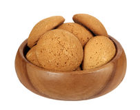 De koekjes van het havermeel Stock Foto's