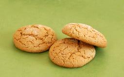 De koekjes van het havermeel Royalty-vrije Stock Afbeelding