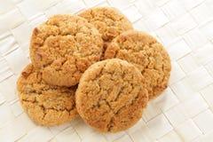 De koekjes van het havermeel Royalty-vrije Stock Foto