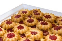 De koekjes van het koekje stock afbeeldingen