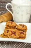 De koekjes van Holweet Royalty-vrije Stock Afbeeldingen