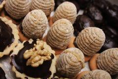 De koekjes van Kerstmis Stock Foto