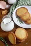 De koekjes van Rosemary Royalty-vrije Stock Afbeeldingen