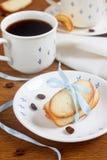De koekjes van Tuile Royalty-vrije Stock Afbeelding