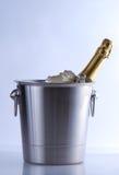 De koeler van Champagne royalty-vrije stock foto