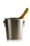 De koeler van Champagne Royalty-vrije Stock Afbeeldingen