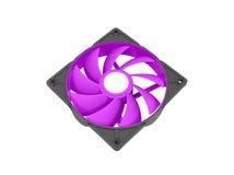 De koeler van de computer chassis/CPU Stock Afbeeldingen