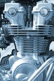De koeler van de motor stock afbeeldingen