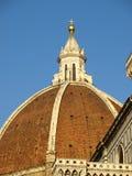 De koepel van Brunelleschi royalty-vrije stock afbeeldingen