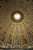 De koepel van de kathedraal Royalty-vrije Stock Afbeelding