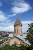 De koepel van de kerk Stock Afbeeldingen