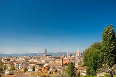 De Koepel van Florence, Itali? stock fotografie