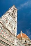 De Koepel van Florence, Itali? stock foto