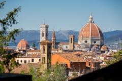 De Koepel van Florence, Itali? royalty-vrije stock foto