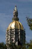 De Koepel van het Huis van de Staat van Connecticut Royalty-vrije Stock Afbeeldingen