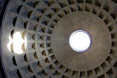 De Koepel van het pantheon Royalty-vrije Stock Foto